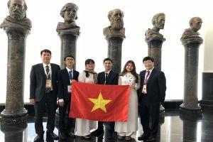 Cả 4 thí sinh Việt Nam đạt huy chương tại Olympic Sinh học quốc tế lần thứ 29