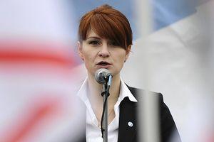 Maria Butina - người bị giam giữ tại Mỹ được tài trợ bởi doanh nhân Nga