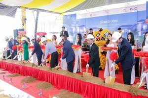 Lễ khởi công khu biệt thự compound cao cấp Sol Villas