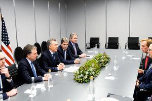 G20 cảnh báo căng thẳng thương mại, địa chính trị đe dọa kinh tế toàn cầu