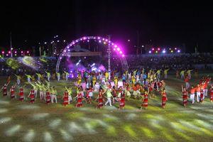 Lễ hội văn hóa-thể thao các huyện miền núi tỉnh Quảng Nam lần thứ 19: Rộn ràng, đậm hương sắc núi rừng
