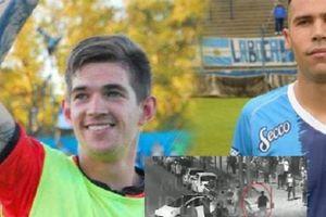 Thủ môn Argentina bị đồng nghiệp đâm tử vong tại Buenois Aires