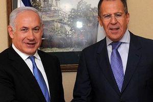Israel cự tuyệt đề nghị của Nga về chiến sự Syria