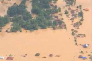 Thông tin mới nhất vụ vỡ đập thủy điện tại Lào