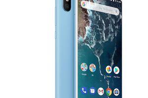 Xiaomi công bố 2 mẫu Smartphone Androi One Mi A2 và Mi A2 Lite