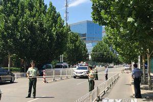 Bộ Ngoại giao Trung Quốc: Vụ nổ gần Đại sứ quán Mỹ là 'sự cố đơn lẻ'