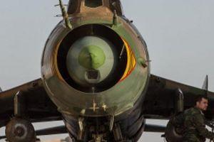 Mổ xẻ cường kích Su-22 Syria vừa bị Israel bắn rơi