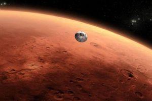 Phát hiện hồ nước ngầm lớn trên Sao Hỏa
