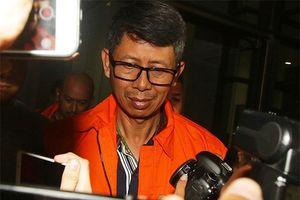 Indonesia bắt 6 người cung cấp dịch vụ đặc biệt cho phạm nhân tham nhũng