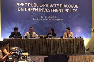 Khuyến khích đầu tư vào tăng trưởng xanh