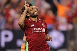 Trở lại Liverpool, Salah lại biến thành 'cỗ máy' ghi bàn