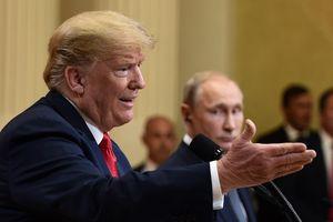 Bị phản đối, Trump hoãn thượng đỉnh lần 2 với Putin đến năm sau