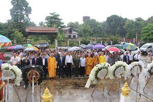 Xúc động Lễ lỷ niệm 71 năm Ngày Thương binh - Liệt sĩ tại Lào