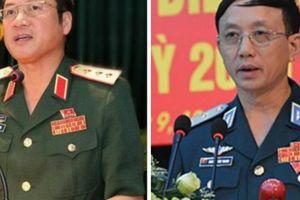 Cảnh cáo Trung tướng Nguyễn Văn Thanh