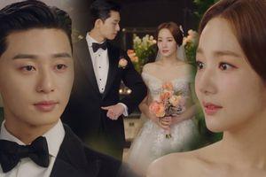'Thư Ký Kim sao thế' tập cuối: Kết thúc viên mãn bằng đám cưới ngọt ngào
