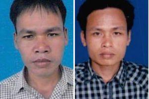Hai nghi can phá rừng lim xanh ở Quảng Nam ra đầu thú