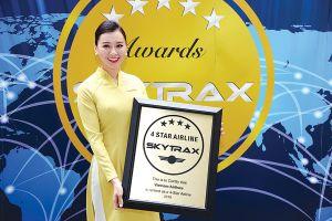 Vì sao Vietnam Airlines 3 năm liên tiếp xếp hạng 4 sao?