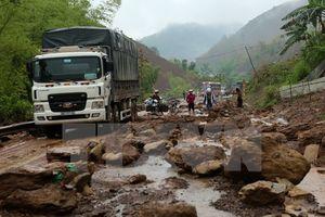 Cảnh báo lũ, sạt lở đất ở các tỉnh Bắc Bộ, Bắc Trung Bộ