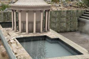 Giải mã 'cổng địa ngục' tại thành phố cổ Thổ Nhĩ Kỳ