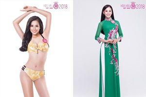 Nhan sắc 'không phải dạng vừa' của thí sinh nhỏ tuổi nhất Hoa hậu Việt Nam