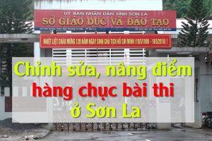 Vụ sửa điểm thi ở Sơn La: Phụ huynh mong rạch ròi thí sinh nào được điểm cao nhờ 'mua điểm'