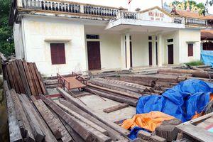 Hà Nội: Đề nghị kiểm tra sai phạm tại di tích đình Lương Xá