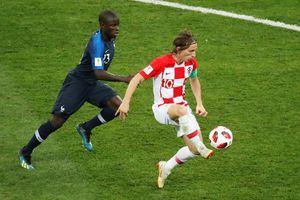 Rộ tin Luka Modric theo chân Cristiano Ronaldo đến Ý