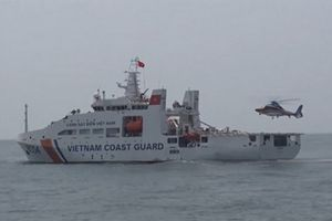 Cảnh sát Biển Việt Nam phát triển vượt bậc khi có thêm hải đoàn tàu tuần tra