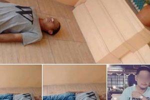 Thanh niên giả chết trên Facebook nhờ vợ nhận tiền phúng viếng