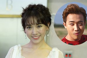 Hari Won: 'Tôi cực kì áp lực khi làm việc với Trấn Thành'