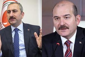 Mỹ trừng phạt 2 bộ trưởng Thổ Nhĩ Kỳ vì vụ bắt giữ mục sư Brunson