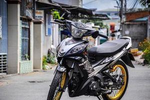 Cận cảnh chiếc Yamaha Exciter 135 'độ' lại đẹp 'long lanh'
