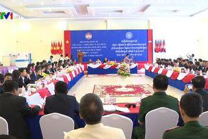 Việt Nam-Campuchia cam kết xây dựng đường biên giới hòa bình