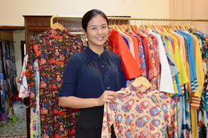 Kết nối Việt Nam với thế giới bằng thời trang