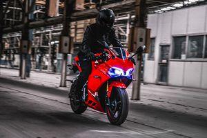 Siêu môtô Ducati Panigale 'nhái' giá chỉ 44 triệu đồng