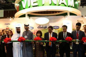 Nông sản Việt thu hút khách hàng UAE