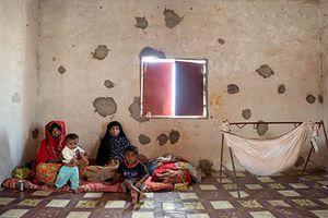 Cuộc sống lầm than ở đất nước Yemen tan hoang trong chiến tranh