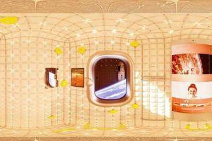 Khám phá nội thất xa xỉ bên trong trạm vũ trụ phục vụ tour du lịch ngoài trái đất