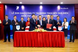 VNPT chính thức bàn giao công ty tài chính cho SeABank