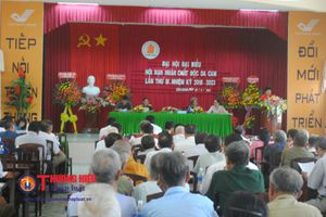 Kiên Giang tổ chức thành công Đại hội Hội nạn nhân chất độc da cam