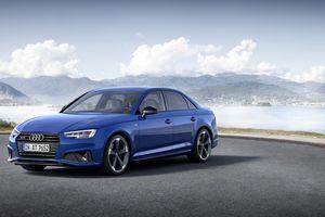 Audi làm mới đội hình với mẫu A4 2019