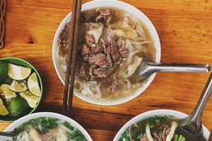 Phở Hà Nội, hương vị giữ hồn đất Thăng Long