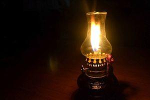 Dầu đèn ở phố