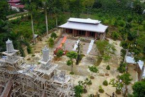 Hà Nội: 'Cung điện công chúa' xây dựng trái phép bị tháo dỡ