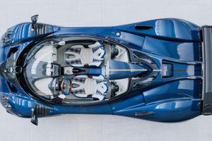 Pagani Zonda HP Barchetta giá 17,5 triệu USD - Xe đắt nhất thế giới hiện nay