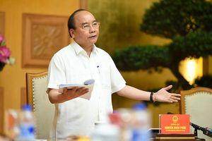 Thủ tướng nhắc nhiều địa phương chậm trễ tái cơ cấu kinh tế