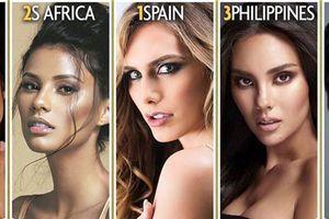 H'Hen Niê được dự đoán sẽ lọt Top 5 Hoa hậu Hoàn vũ Thế giới 2018