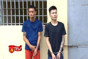 Hà Nội: Ổ nhóm chuyên cướp giật tại các cửa hiệu vàng bị tóm gọn khi vừa gây án