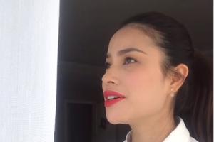 Hoa hậu Phạm Hương gây sốt khi hát live 'Duyên mình lỡ' hay như ca sĩ