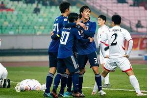 Olympic Nhật Bản triệu tập 9 cầu thủ đá J-League 1 dự ASIAD 2018